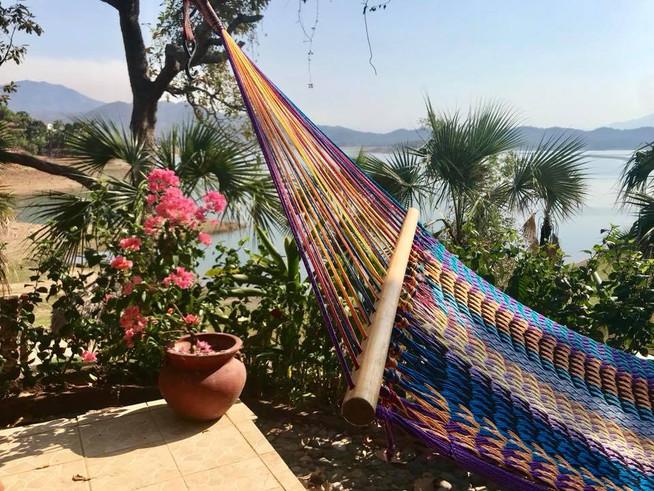 Relaxing in Puerto Vallarta