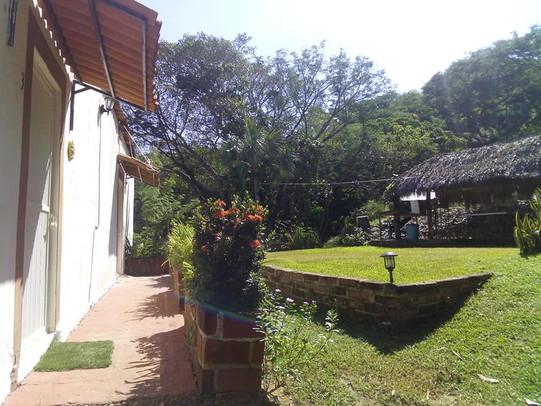 Nature Hotel in Tomatlan