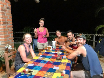Dinner in Puerto Vallarta