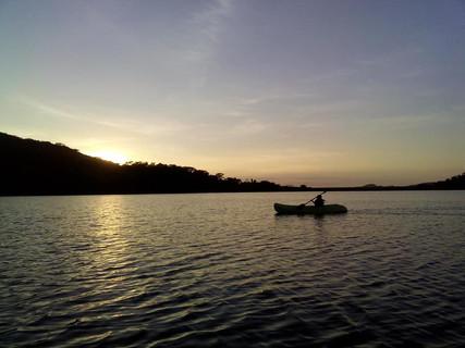 Kayak in Tomatlan