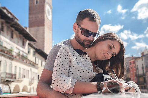 Photo Couples Verona in Love