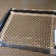 Socle présentoire d'objets en plexiglass