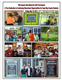 Annual John Roberson Golf Tournament
