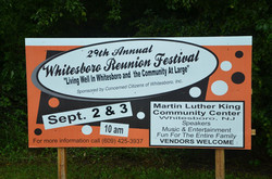 29th Annual Whitesboro Reunion