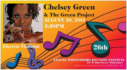 Chelsey Green