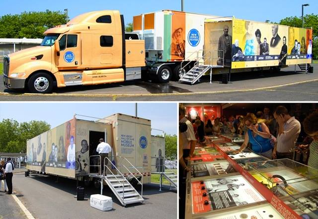 NJ Hall of Fame Mobile Museum