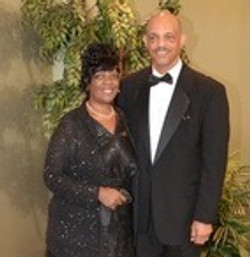 Bishop Edgar and Vanessa Robinson