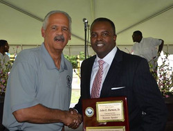 Stedman Graham welcomes John Harmon
