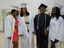 CCWI Graduates