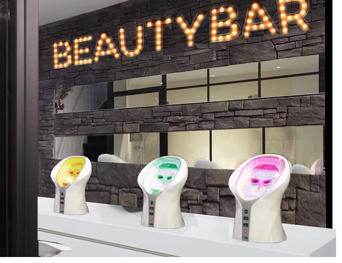 SKN Pro LED Beauty Bar