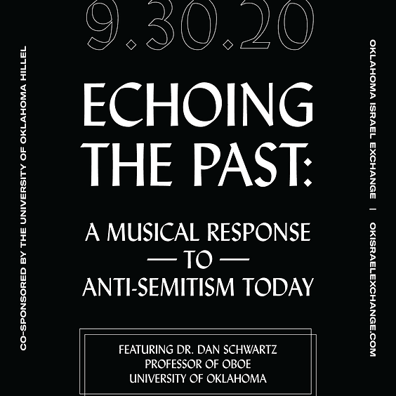 Echoing the Past: A Musical Response to Anti-Semitism Today