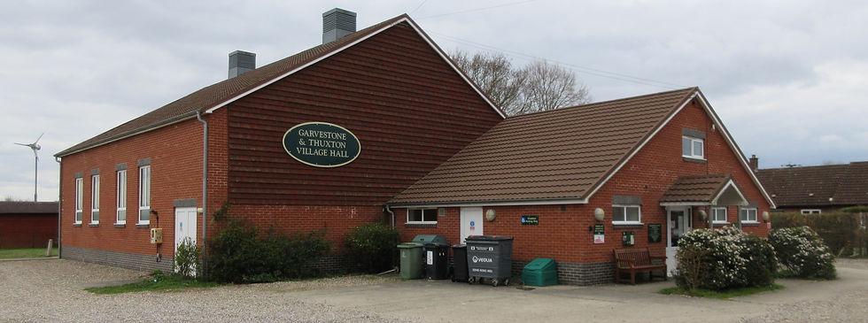 Garvestone Village Hall