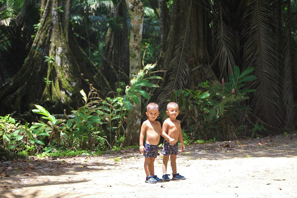 The Twins, Jonathan and Sebastian