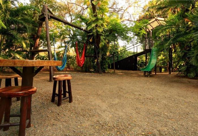 Baby Friendly Restaurants in Tamarindo