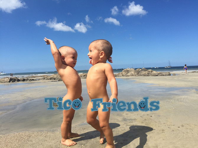 Baby Businessmen Find Niche in Tamarindo