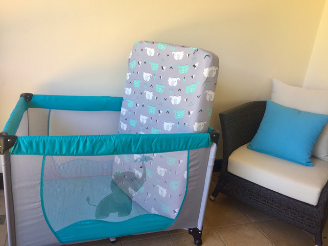 Crib Rentals in Costa Rica
