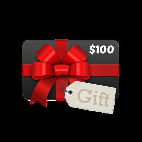 Georgi's $100 Gift Card