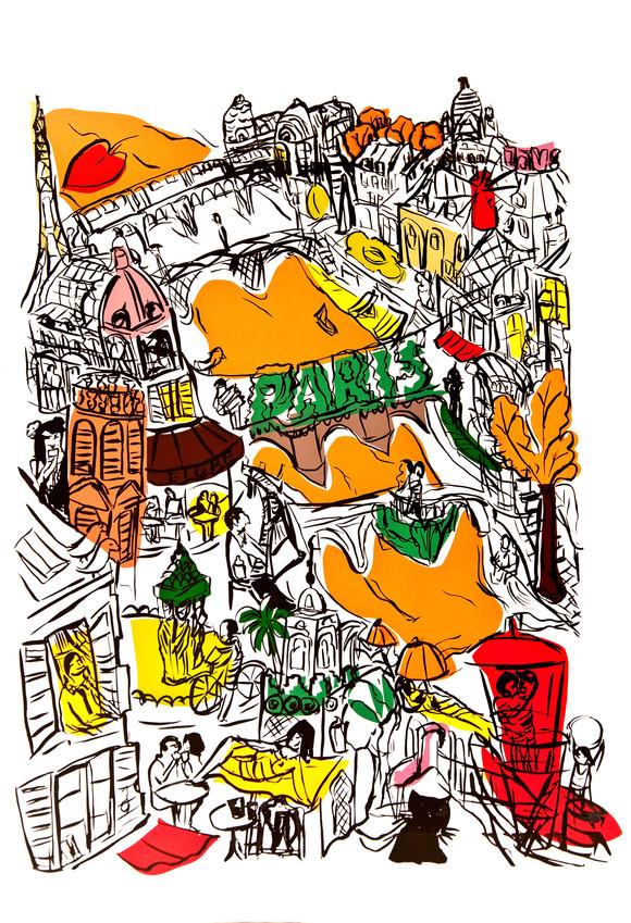 portrait de PAris