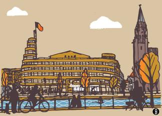 Quartiers de Bruxelles