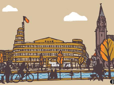 Quartiers de Bruxelles en vélo