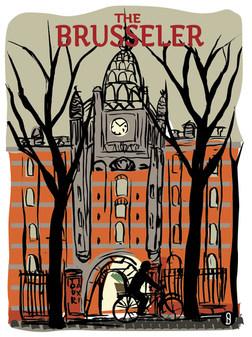 Poster The Brusseler