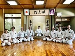 So-honbu dojo, Japan