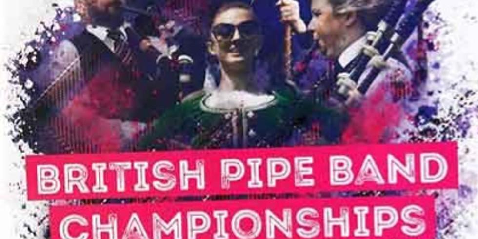 RSPBA British Championships 2020