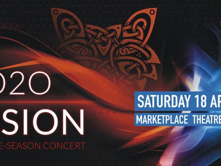 Closkelt presents 2020 Vision - The Pre-season Concert