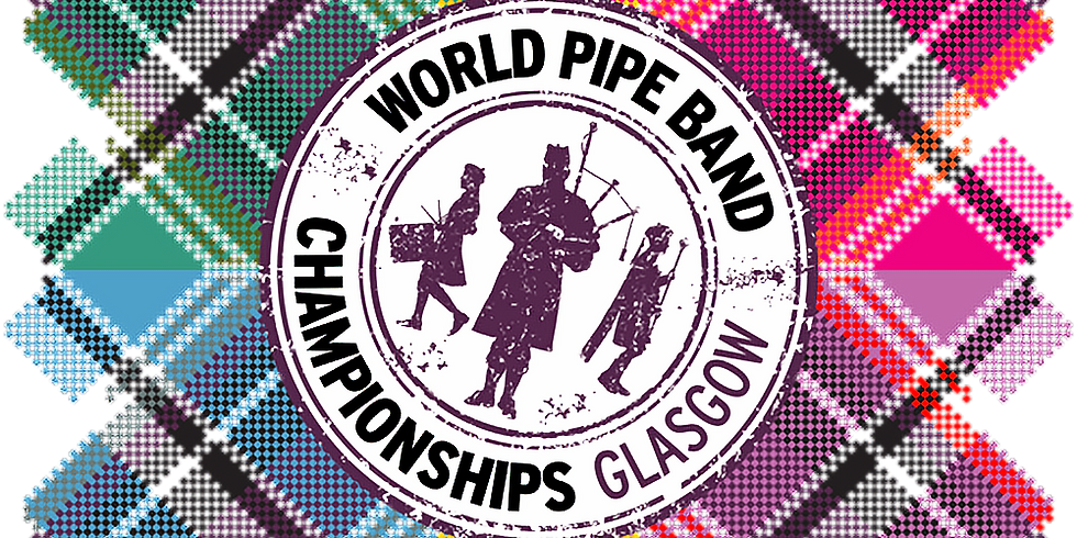 RSPBA World Pipe Band Championships Day 1