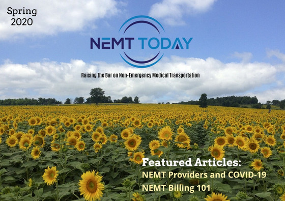 NEMT Today Spring 2020 Edition Now Available!