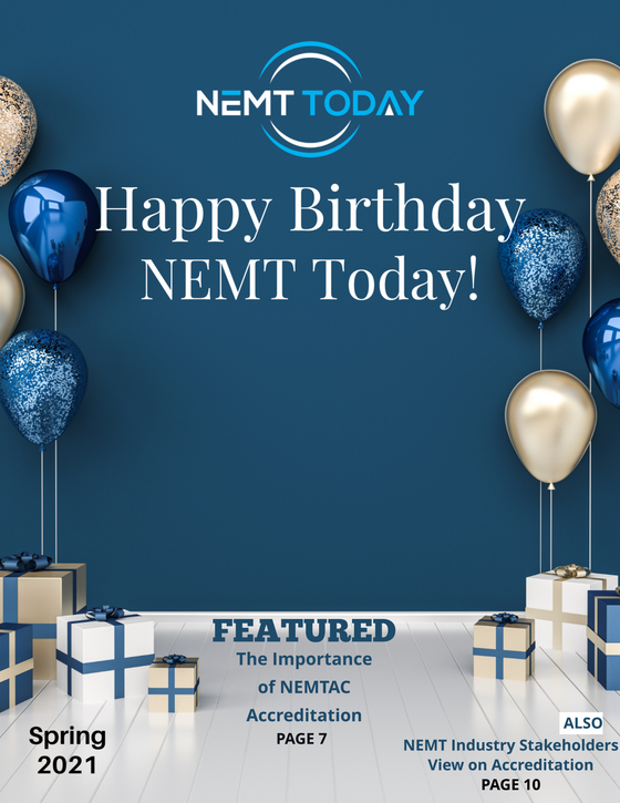 NEMT Today Spring 2021 Now Available