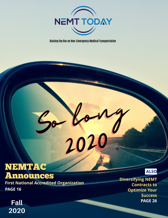 NEMT Today Fall 2020 Edition Now Available!