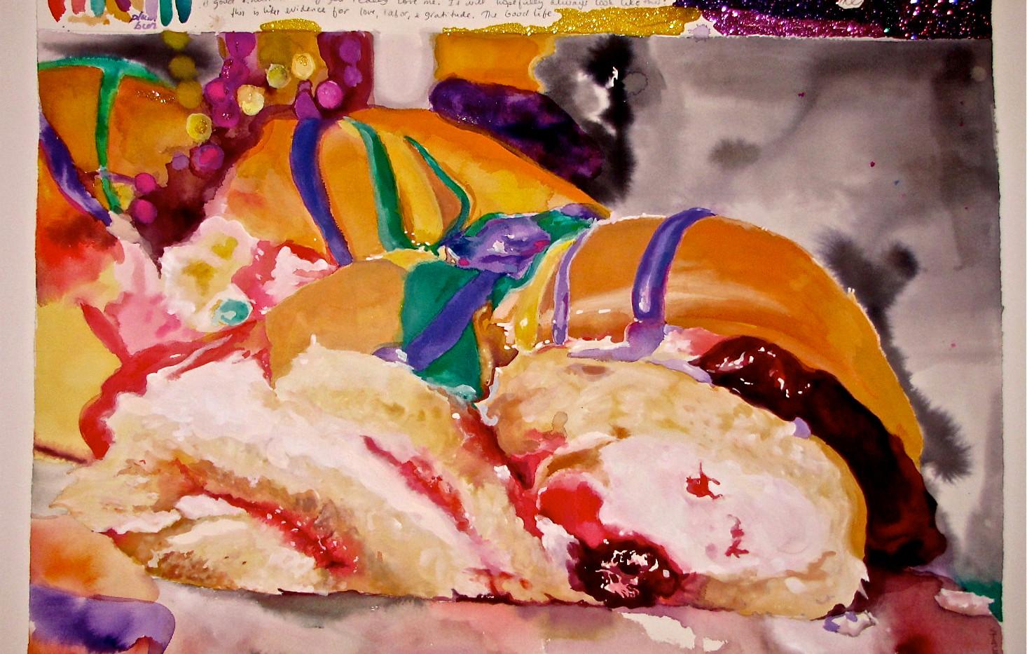 Wild Cream Cake