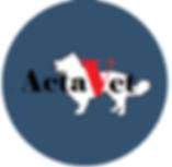 ActaVet dog logo