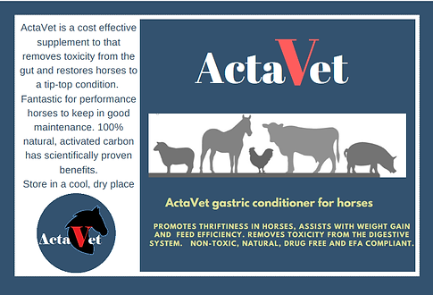 AcaVet activaed charcoal