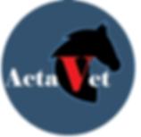 Actavet horse logo