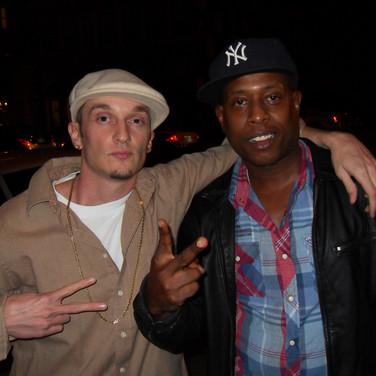 MAYDAY HIP HOP MUSIC AND TALIB KWELI BROOKLYN NEW YORK MC