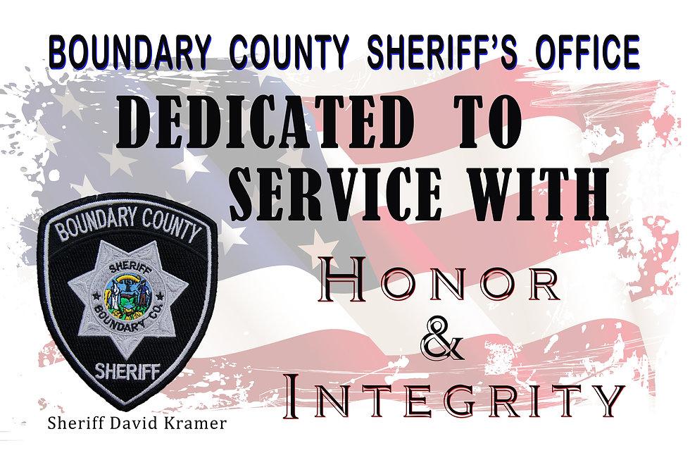 boundary county sheriff office bonners ferry sheriff office bonners ferry idaho boundary county idaho