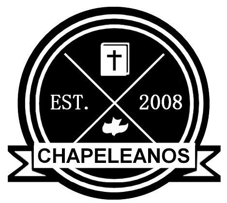 Sticker Chapeleanos Pequeño