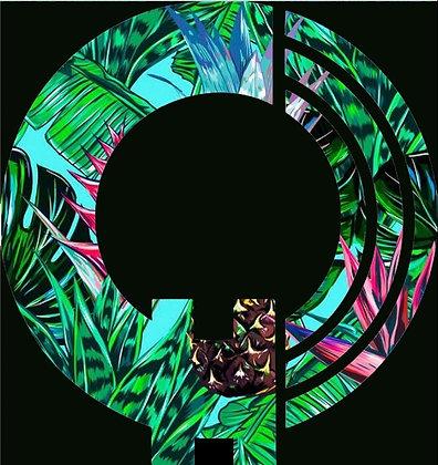 Sticker Caribe