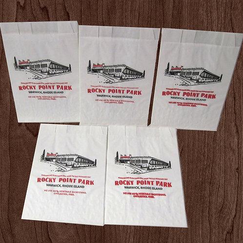 Original Rocky Point Clam Cake Bag 5 Pack