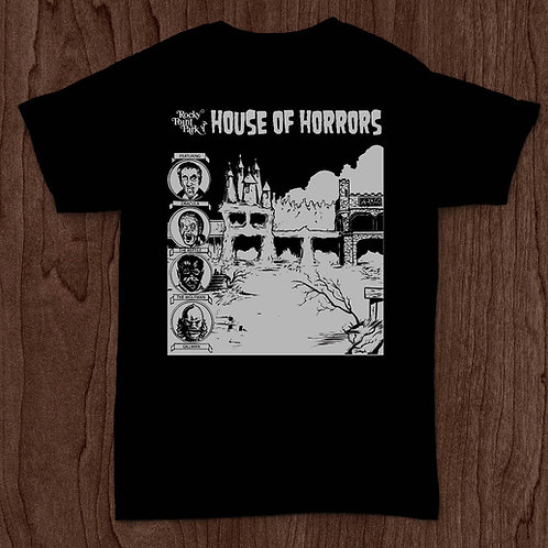 Rocky Point Park House of Horrors T Shirt