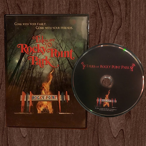 Tales of Rocky Point Park DVD