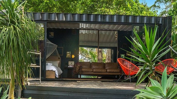 glamping container