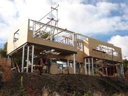 construccion estructura acero