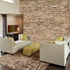 paredes de piedra decorativa