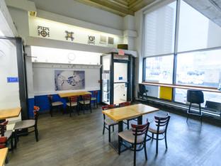 Apollo Cafe's Interior