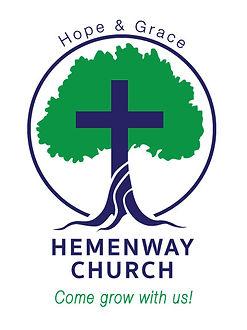 Hemenway Boonville IN Indiana Church Logo