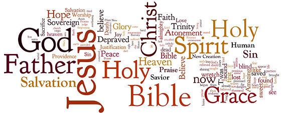 The Holy Trinity Jesus God Holy Spirit Forgiveness Hemenway Presbyterian Church Boonville Indiana IN