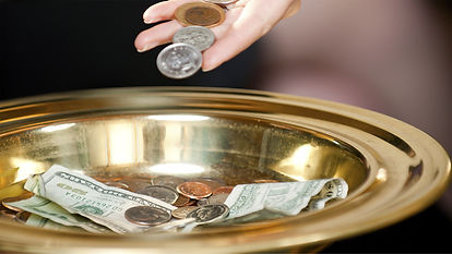 Tithing For Major Growth at Hemenway Presbyterian Church Boonville Indiana IN